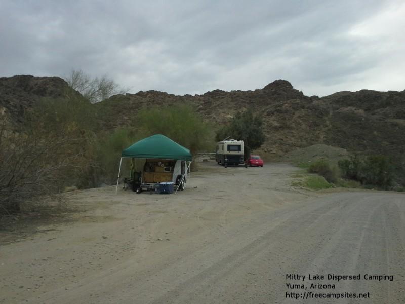 Mittry Lake Yuma Arizona Free Camping Near You