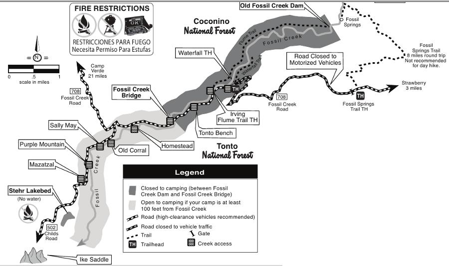 az_fossilcreek-map Fossil Creek Az Map on humphreys peak az map, cedar ridge az map, sun city west az map, fossil creek tx map, cedar creek az map, clear creek az map, fossil springs maps, lake mead az map, texas az map, fossil springs wilderness, the wave az map, green valley az map, arlington az map, mohave county az map, highline trail az map, horton creek az map, mazon creek fossil hunting map, fossil creek trail map, bell rock az map, sycamore creek az map,