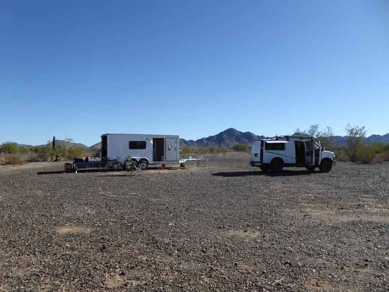 Scaddan Wash - Quartzsite, Arizona | Free Camping Near You