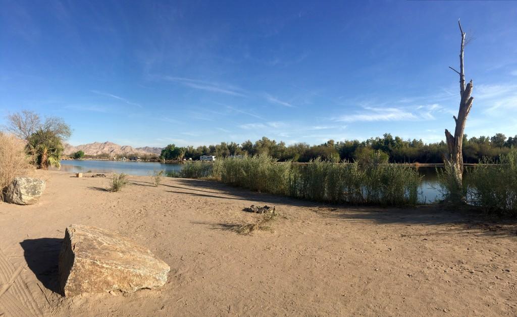 Fortuna Pond Yuma Arizona Free Camping Near You
