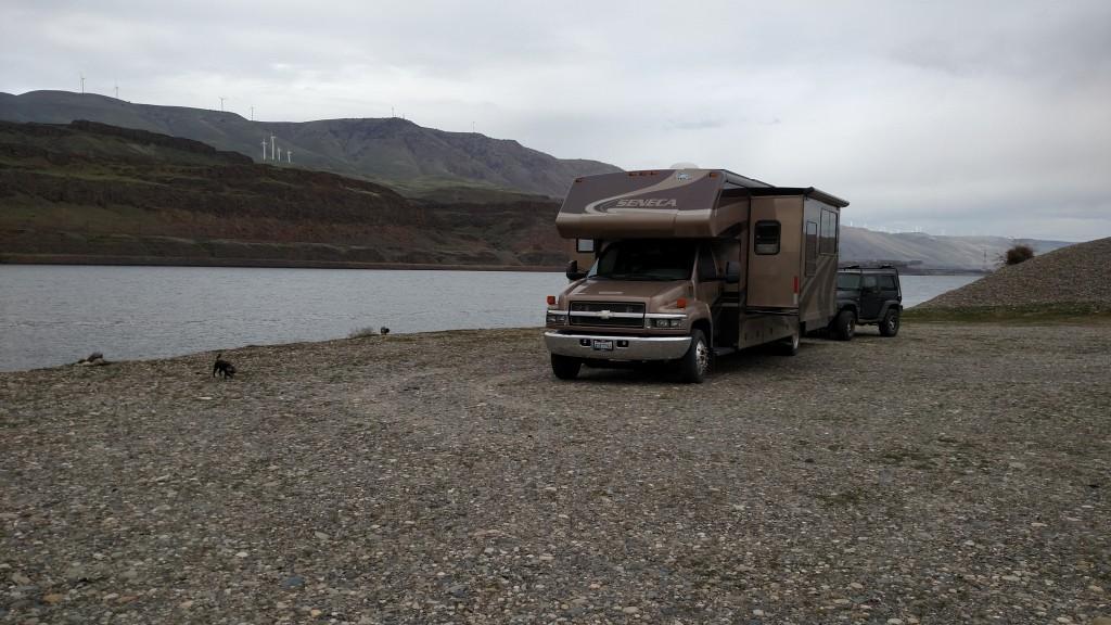 Below John Day Dam Rufus Oregon Free Camping Near You