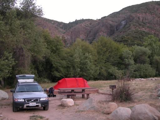 Rose Valley Campground - Ojai, California | Free Campsites