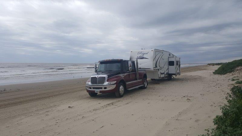 Crystal Beach - Bolivar Peninsula, Texas | Free Camping ...