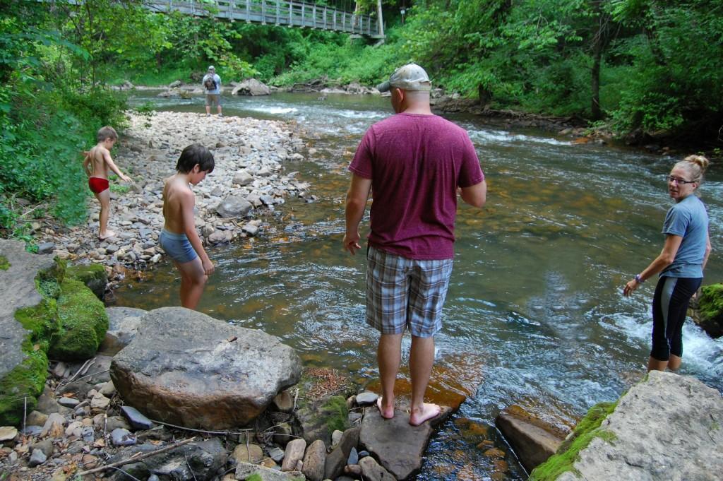 Hidden Valley Campground - Warm Springs, Virginia | Free