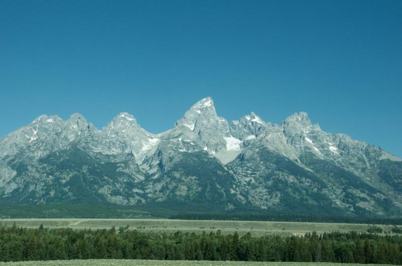 Curtis Canyon Campground - Jackson, Wyoming | Free Camping ...