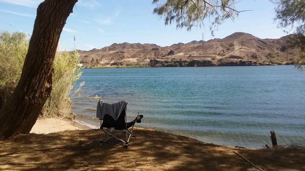 Parker dam arizona campgrounds with electric hookups