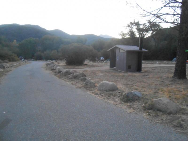 Rose Valley Campground - Ojai, California   Free Campsites