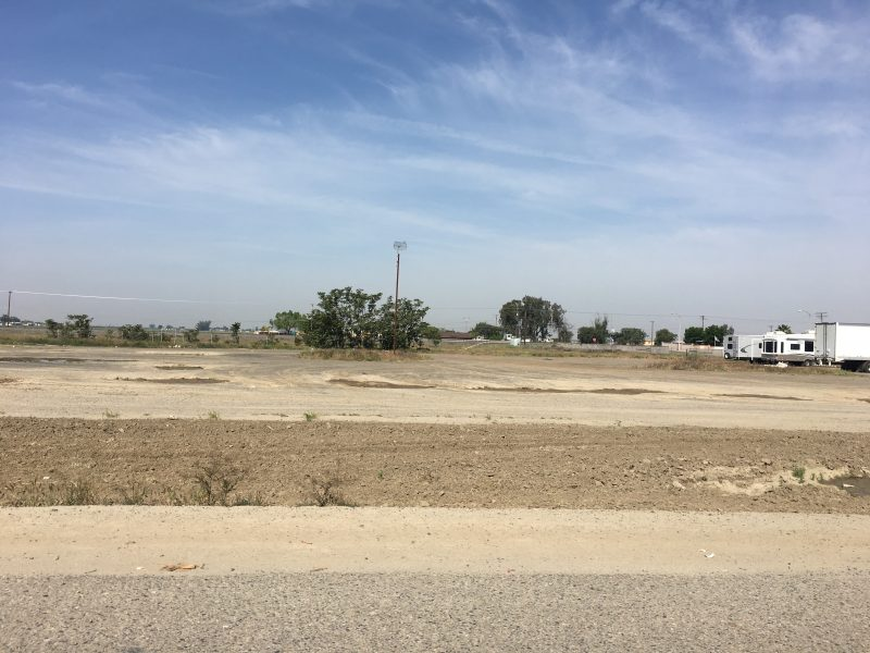 Dirt Lot Truck Parking Tulare California Free Camping