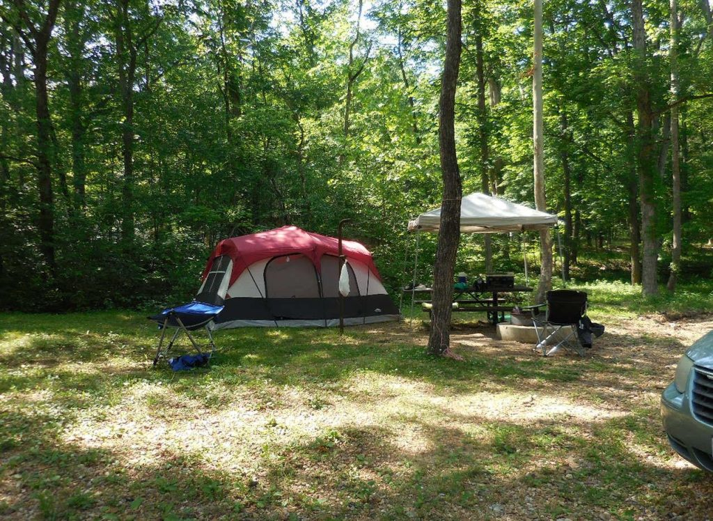 Red bluff campground davisville missouri free campsites near you stayed here with a passenger vehicle and a tent sarah moore would stay here again sciox Images