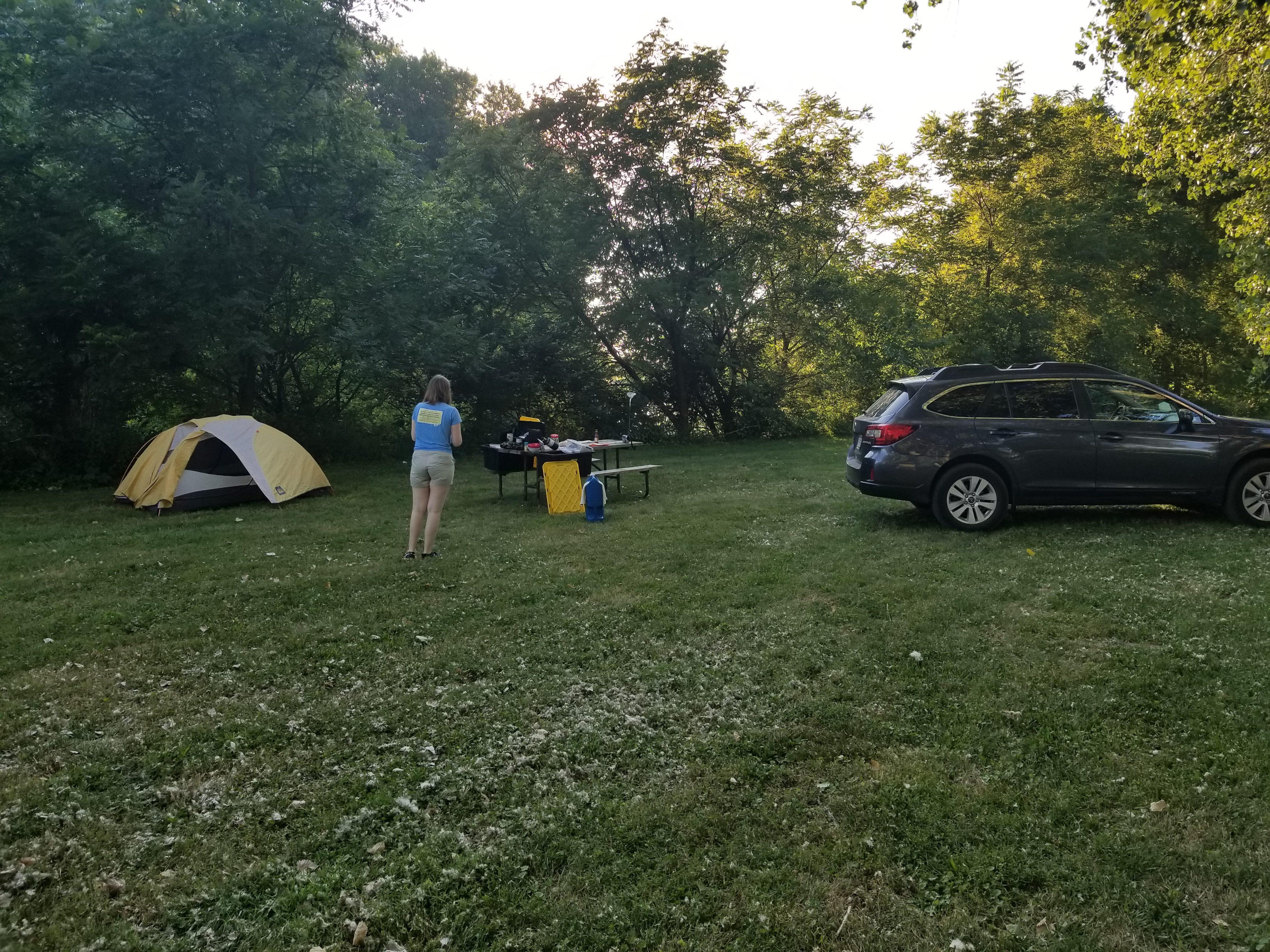 Botna Bend Park Hancock Iowa Free Camping Near You
