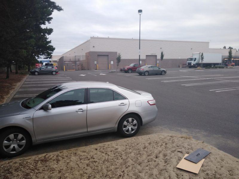 Fred Meyer Florence Oregon >> Fred Meyer Parking Lot Florence Oregon Free Campsites