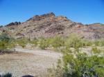 Free Camping at Crystal Hill KofA, Quartzsite, Arizona